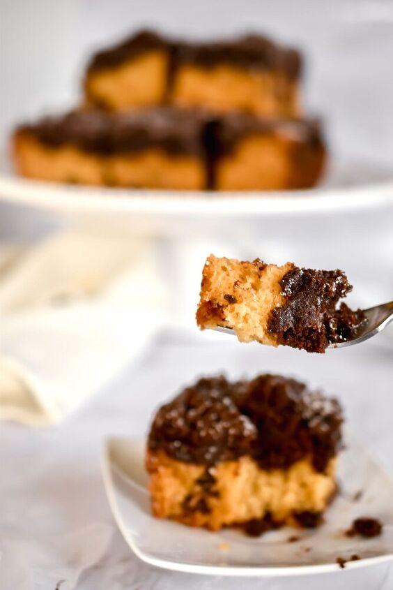 chocolate crumb cake