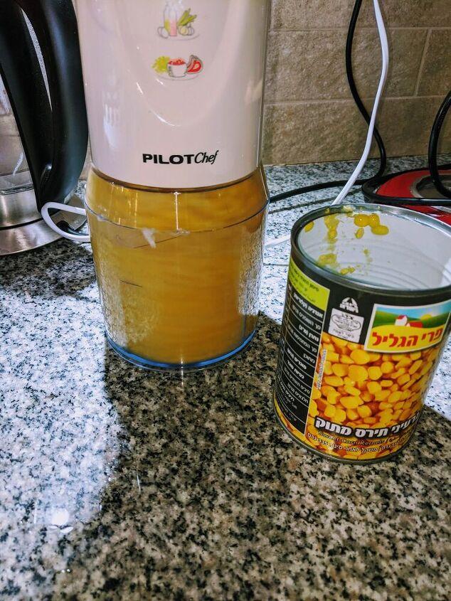 vegetarian chinese corn soup