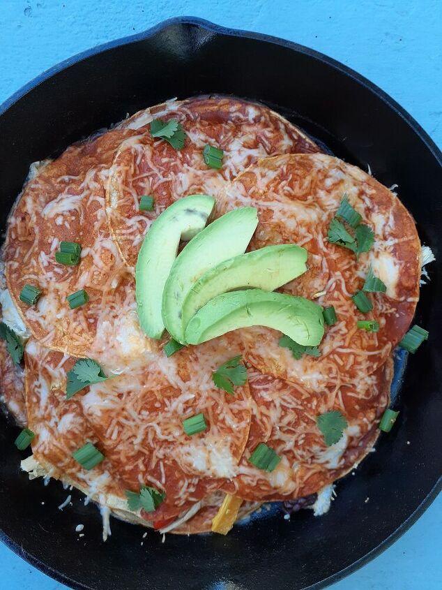 enchilada skillet