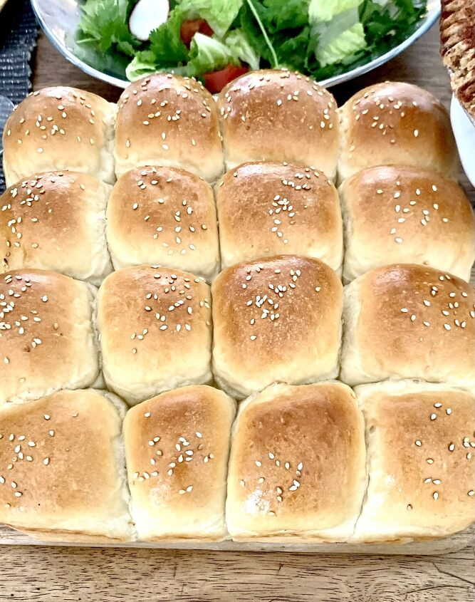 s 15 amazing bread recipes to try out this winter, Spongy Dinner Rolls