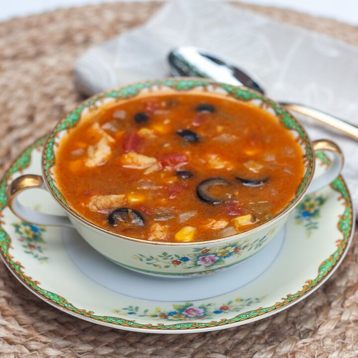 quick and easy fiesta chowder