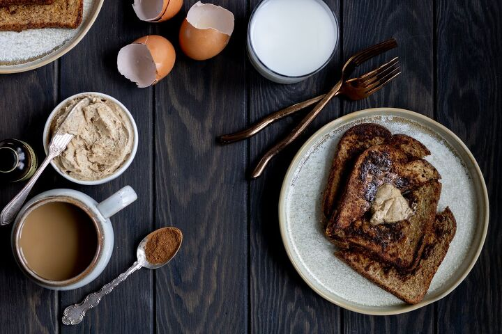 dirty chai french toast