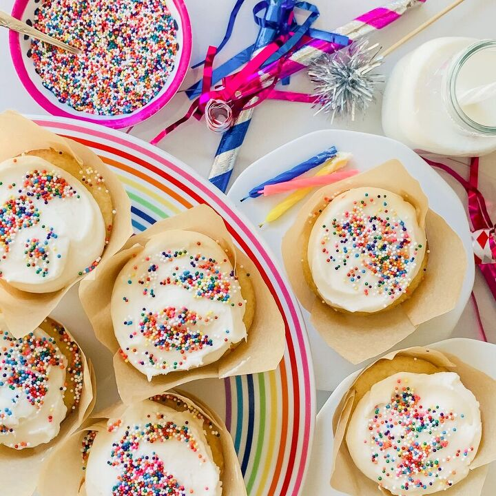a recipe for 6 cupcakes from scratch