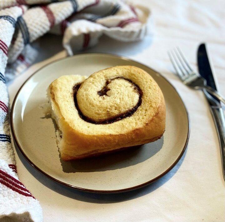 pillowy soft brioche cinnamon rolls
