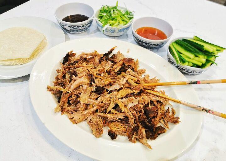 chinese crispy peking duck
