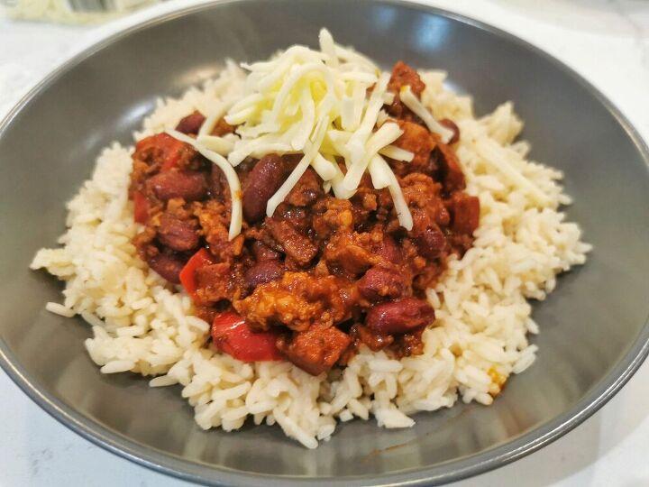 meat feast chilli con carne