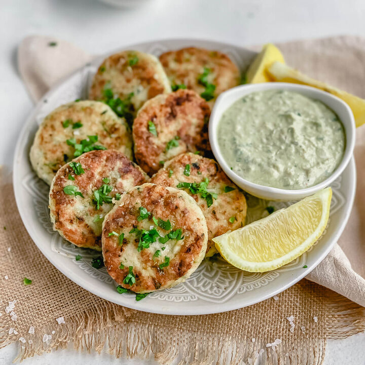 s 15 amazing recipes you can make with less than 5 ingredients, Chicken Zucchini Fritters Recipe