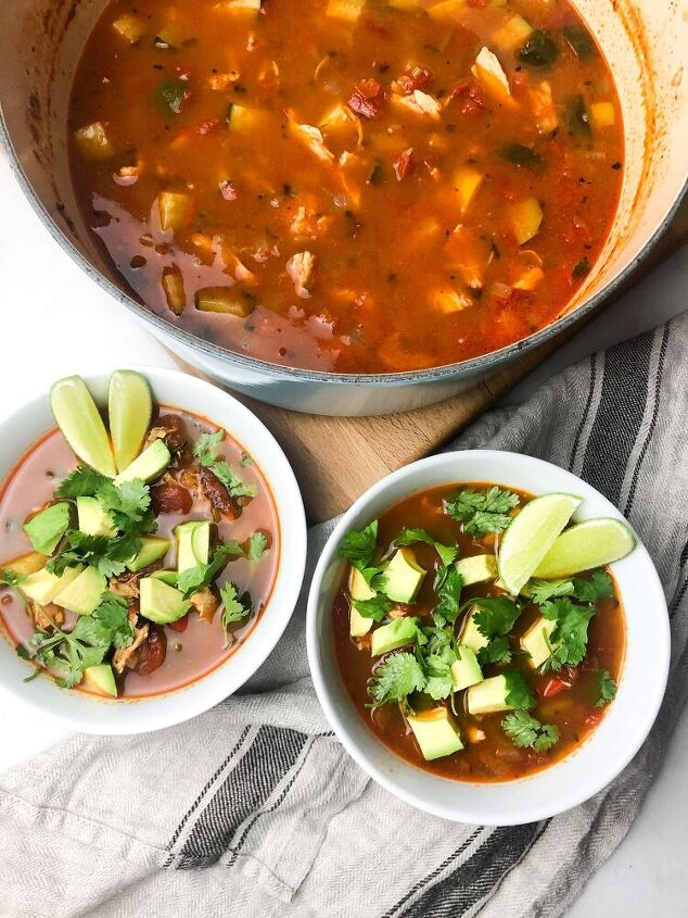 whole30 chipotle chicken soup