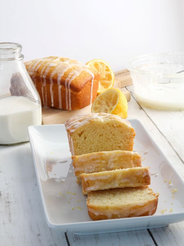s 10 tasty recipes you can make with less than 10 ingredients, Lemon Bread