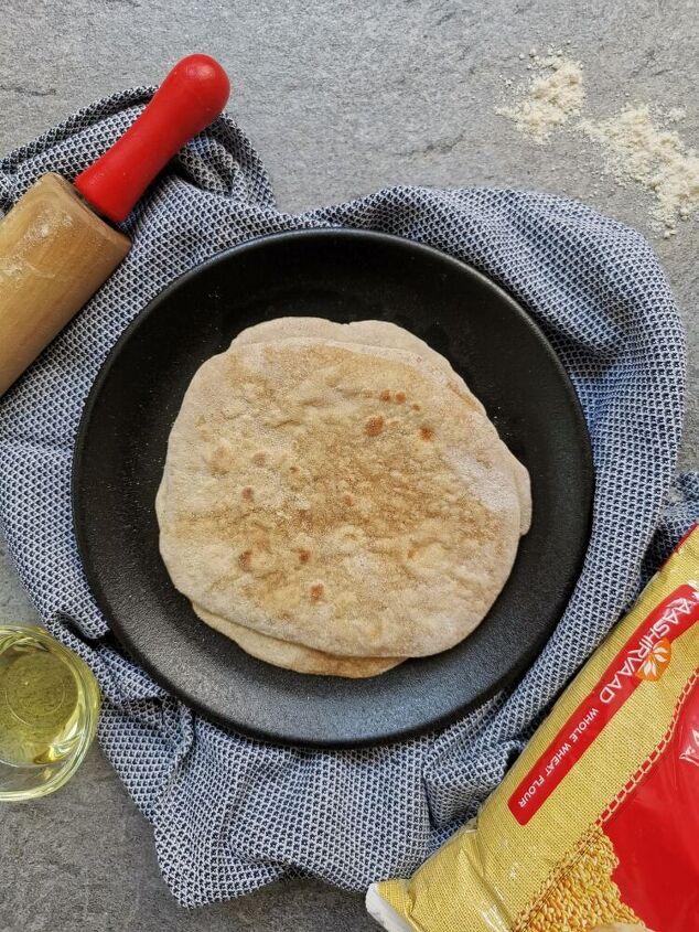 chapati indian flatbread