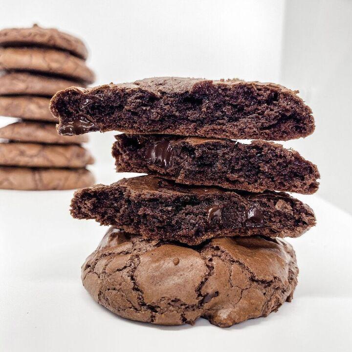 chocolate fudge cookies