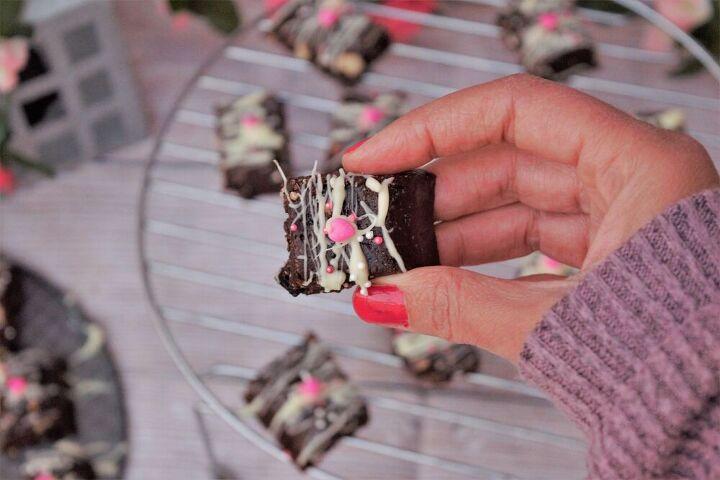 date chocolate fudge bites no bake healthy energy bites