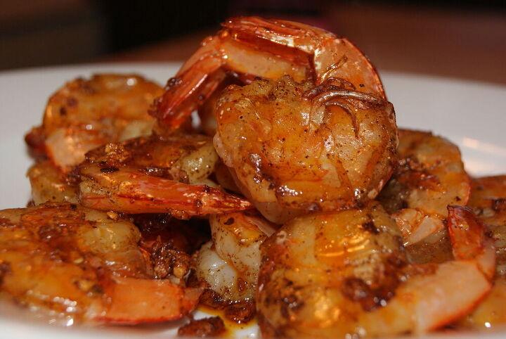 gambas al ajillo shrimp with garlic