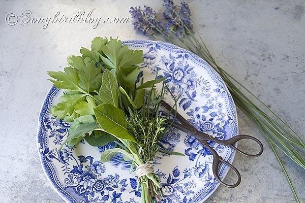 my cooking secret reveiled making a bouquet garni