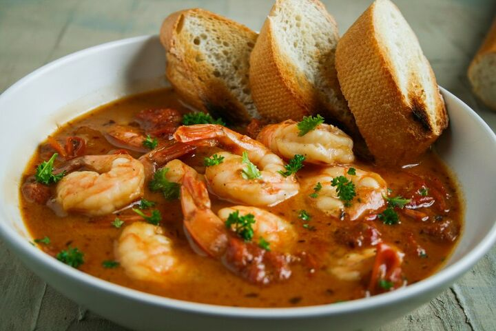 new orleans cajun butter shrimp