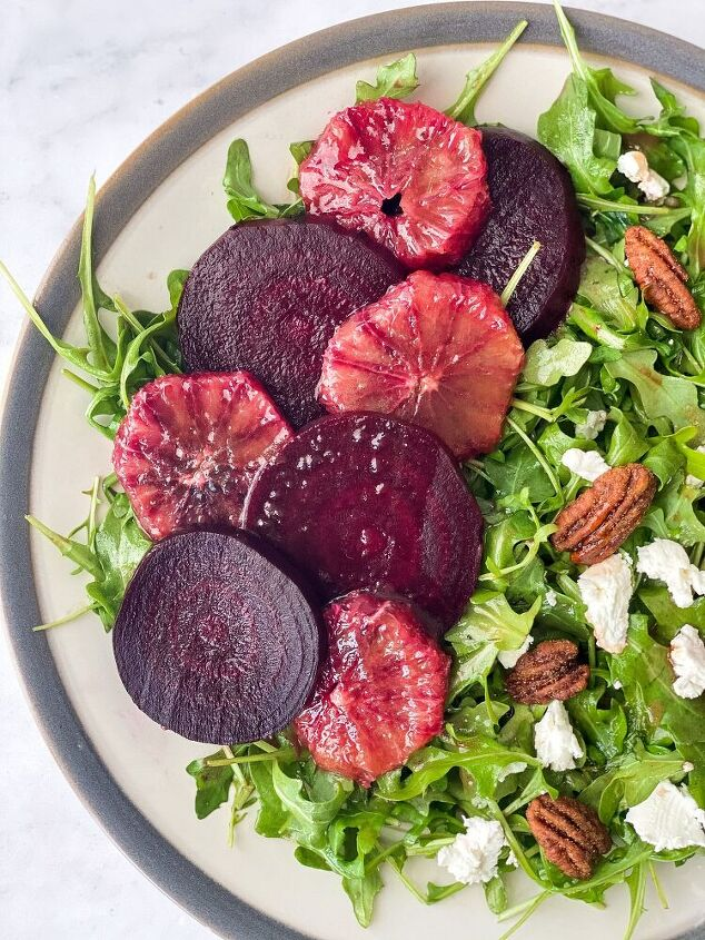 blood orange beet salad