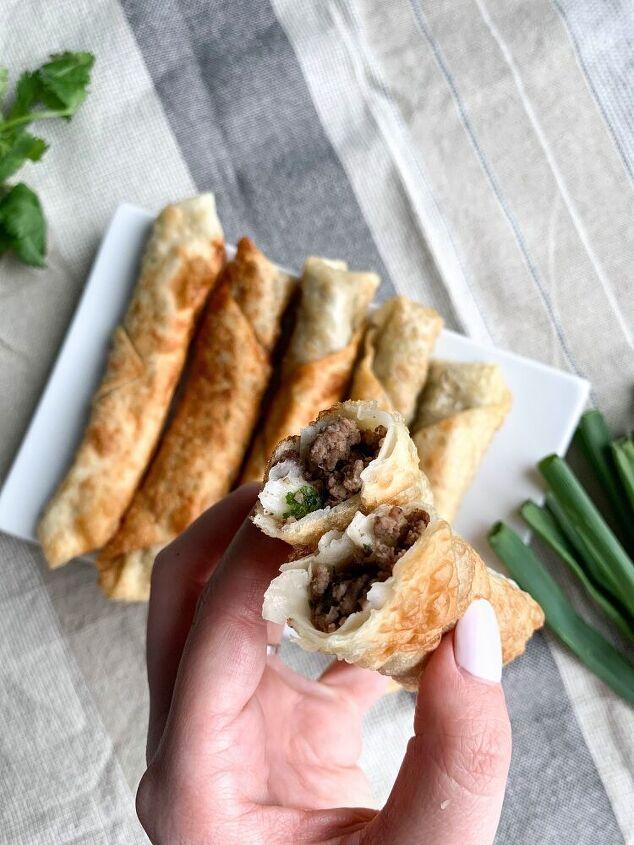 bourak middle eastern egg rolls