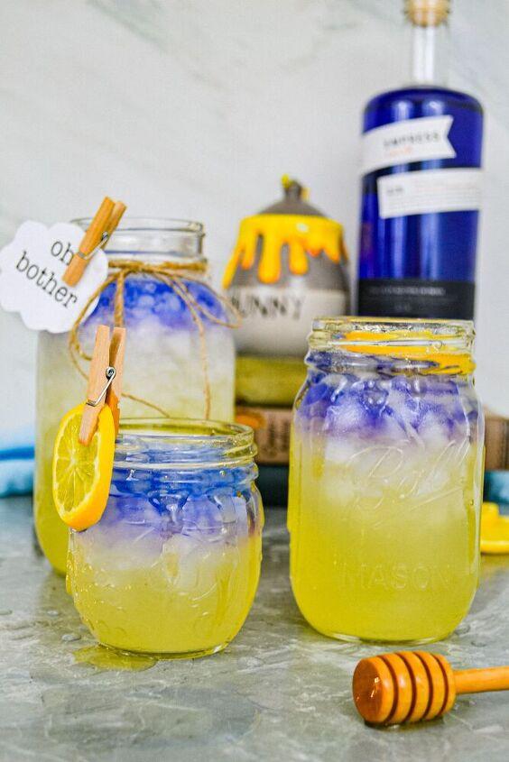 gin honey meyer lemonade