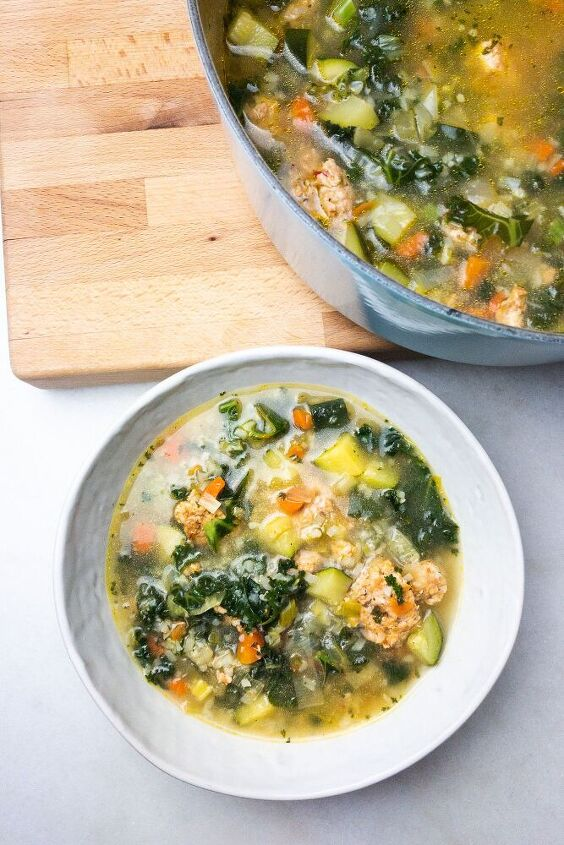 otcb clean italian wedding soup