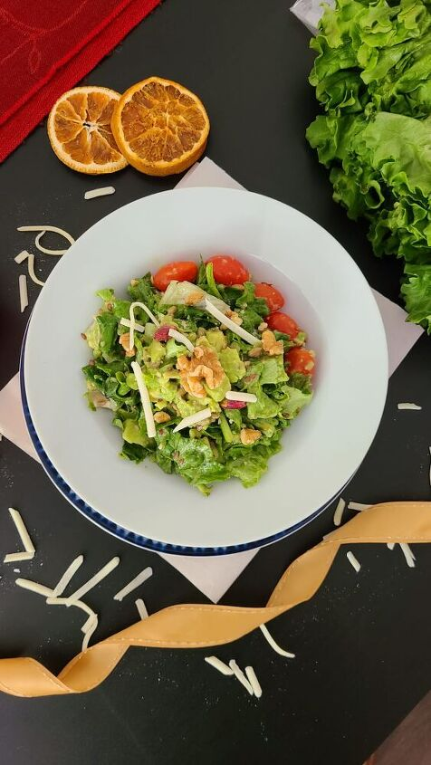 walnut caesar salad