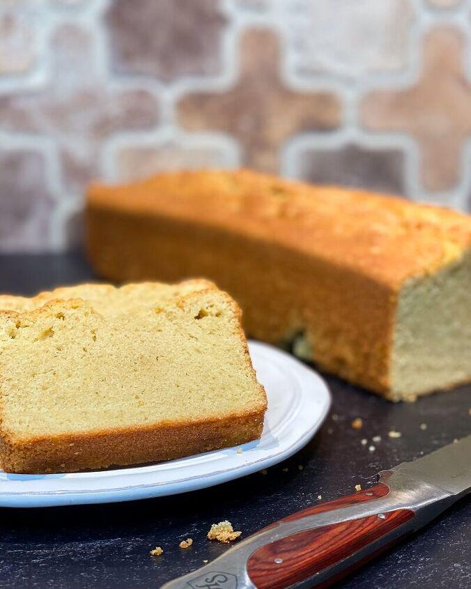 vanilla pound cake a la darlene