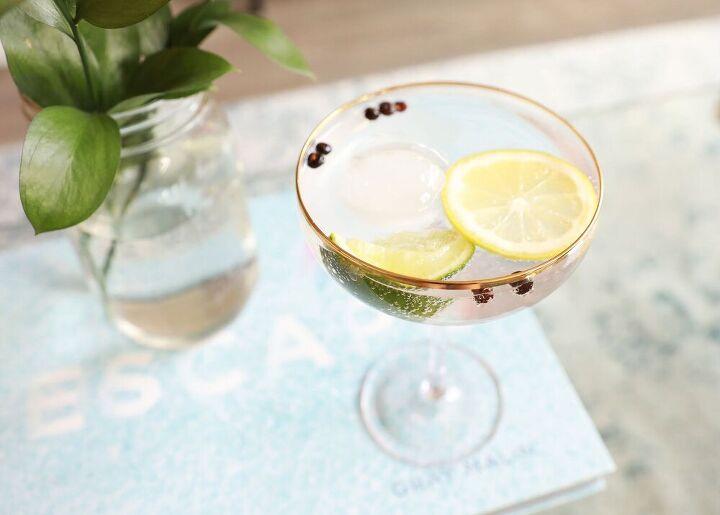 3 gin tonic recipes