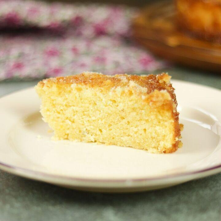 traditional haitian cake gateau ayisyen zoranj