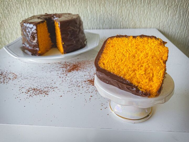best carrot cake with chocolate icing brazilian style carrot cake