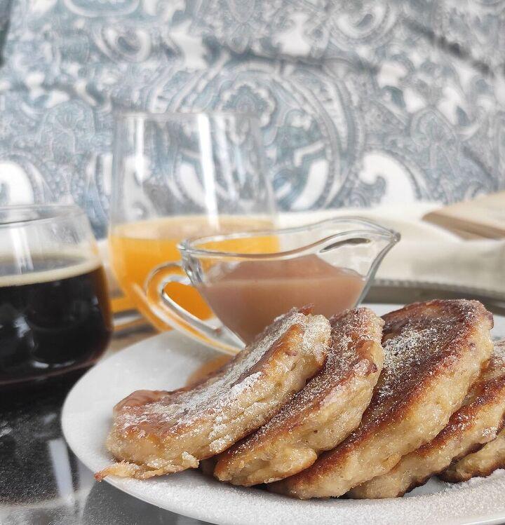 racuchy polish apple pancakes