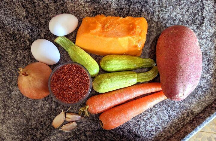 crispy moist quinoa veggie burgers