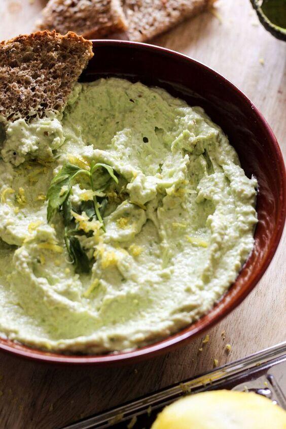 feta cheese avocado spread recipe