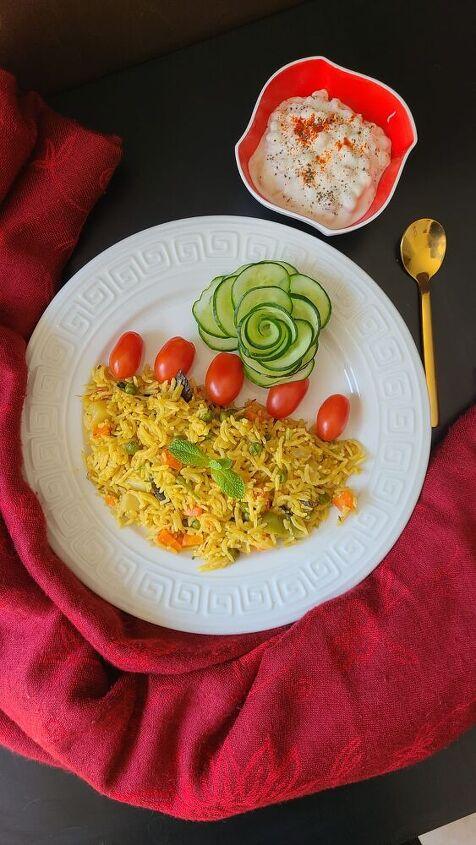 potato basmati rice