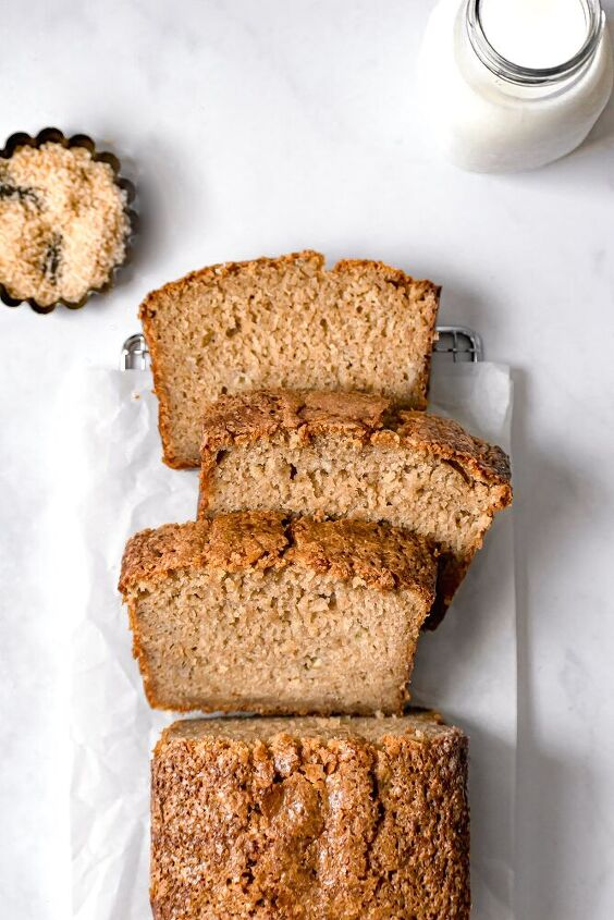 one bowl brown butter banana bread