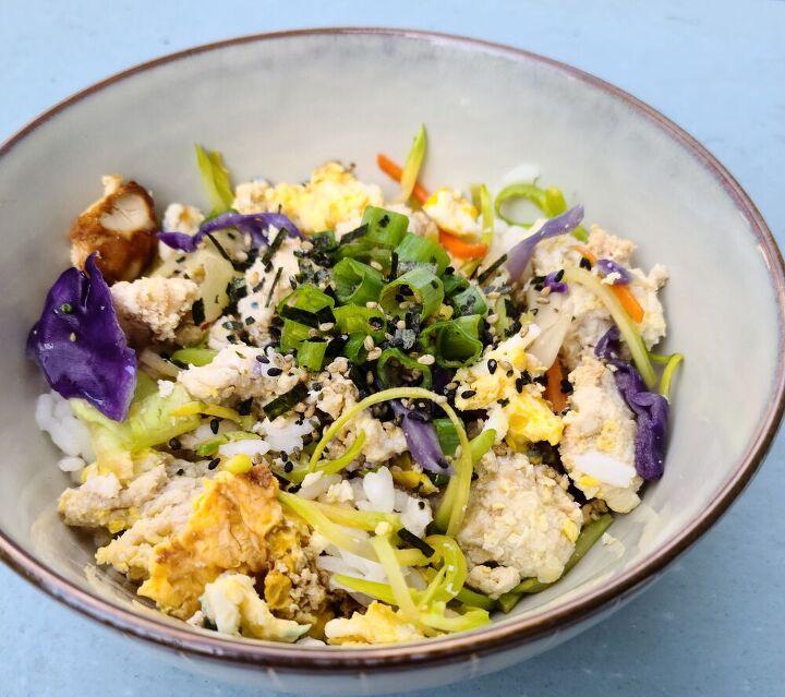 eggroll bowls