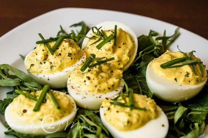 not your mama s deviled eggs thm s horseradish deviled egg recipe