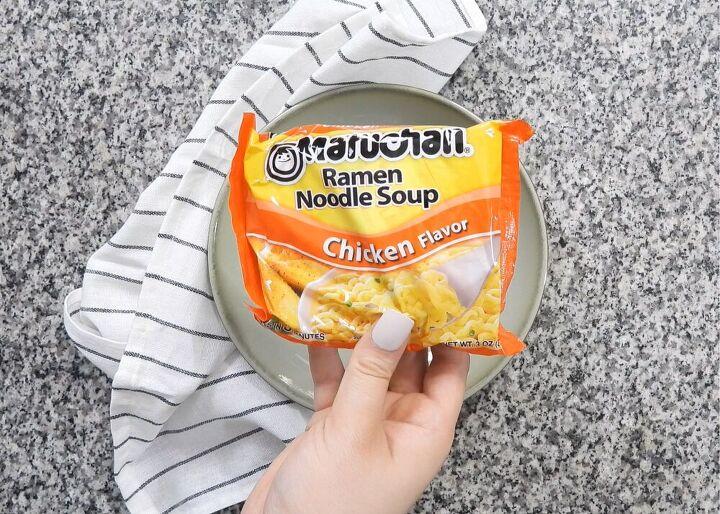 upgrade your 0 20 instant ramen
