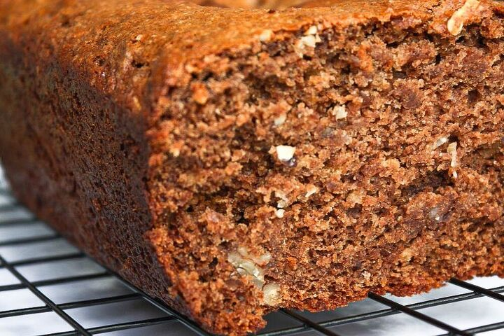 cinnamon pecan banana bread hearth health happiness