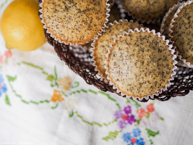 lemon poppy seed muffins with greek yogurt moist delicious