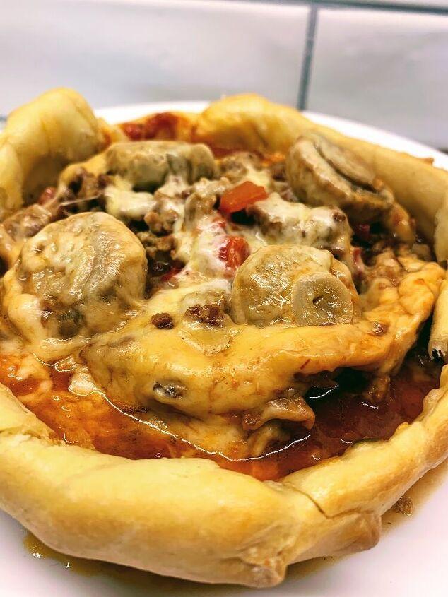 chicago pizza pot pies