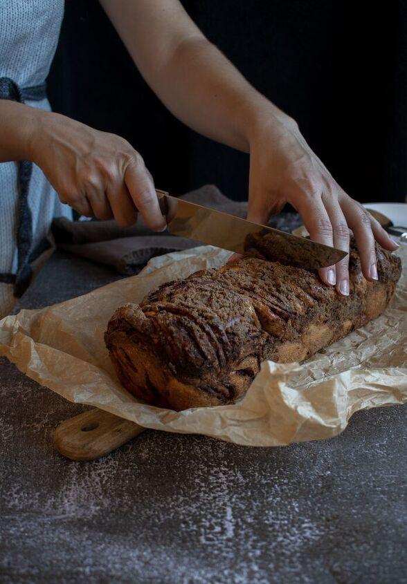 sourdough cinnamon babka
