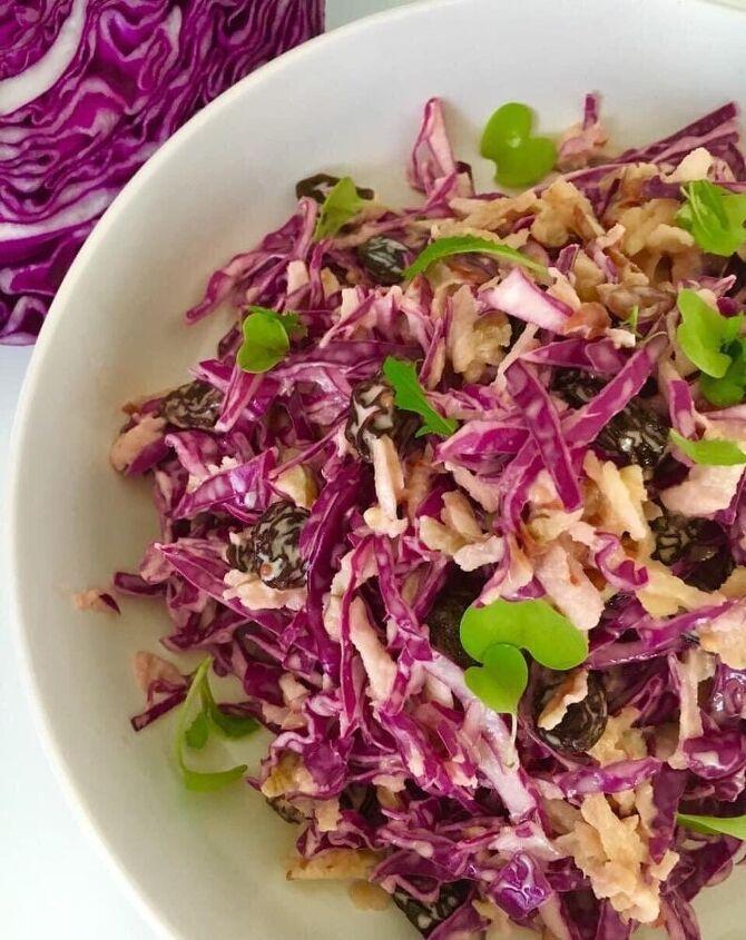 purple coleslaw, Purple Coleslaw