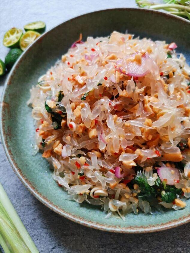 thai pomelo salad yam som o