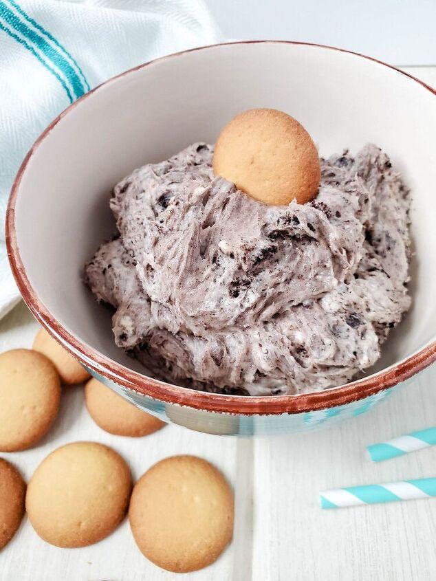 easy oreo cookie dip