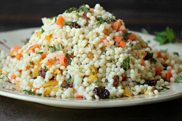 skinny spanish couscous 2 3 servings