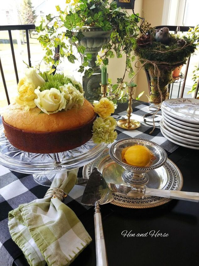 the most delicious lemon cake recipe