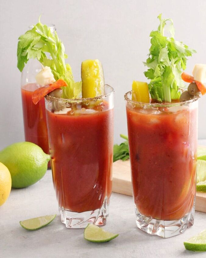 classic bloody mary s