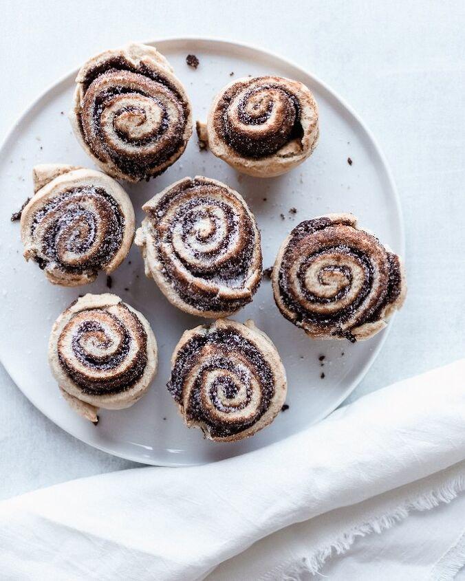 mother s day no yeast brown sugar cinnamon rolls