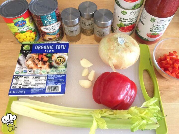 tofu chili chili con tofu