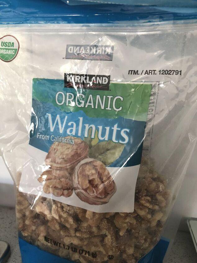 easy sugared nuts