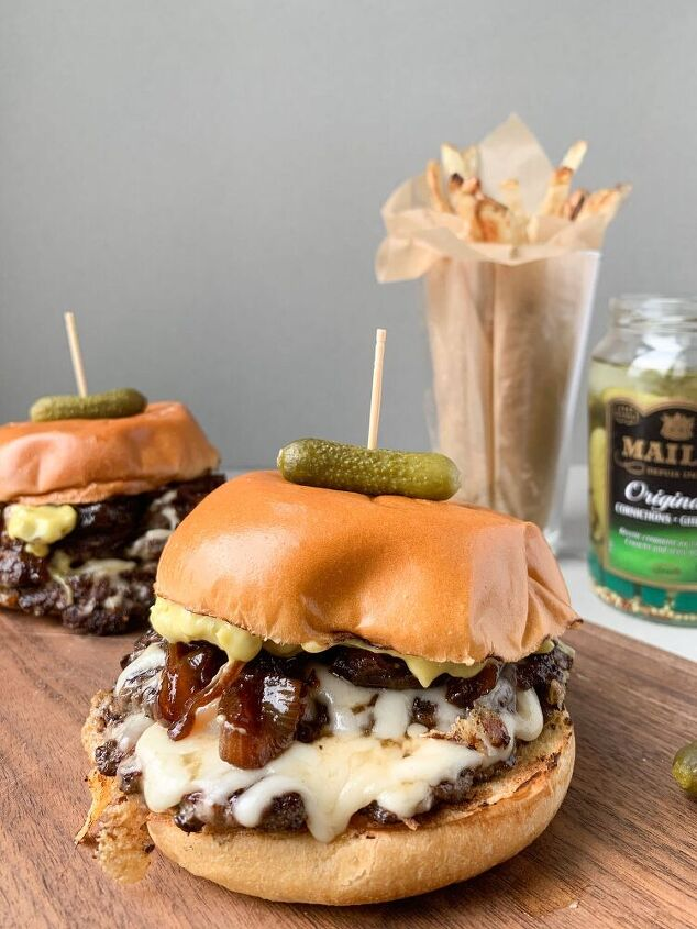 almost award winning french bistro smashburger